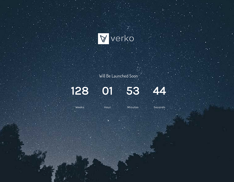 Verko WordPress Theme